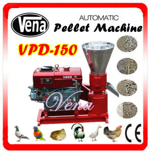Farm Use Poultry Feed Pellet Machine with Diesel Oil Vpd-150 pictures & photos