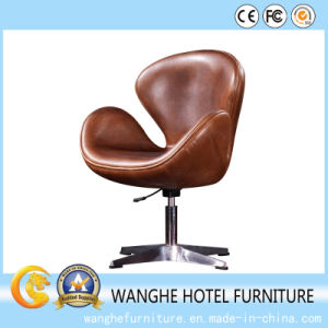 Modern Hotel Suit Furniture Commercial Leisure Leather Office Chair pictures & photos