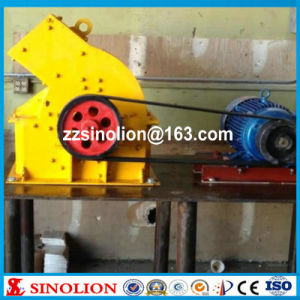 CE ISO Approved Top Quality Mini Hammer Crusher Machine