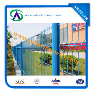 V Mesh Wire Fence, Fence Cover Plastic, Backyard Metal Fence pictures & photos
