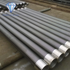 Johnson Wedge Wire Mesh Water Well Drilling Filter Screen pictures & photos