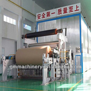 Copy Paper/White Paper/Culture Paper Making Machine pictures & photos