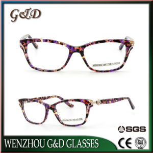 Latest Design Fashion Acetate Glasses Frame Eyewear Eyeglass Optical Ncd1505-28 pictures & photos