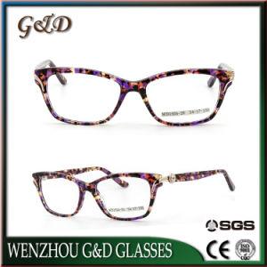 Latest Design Fashion Acetate Glasses Frame Eyewear Eyeglass Optical pictures & photos