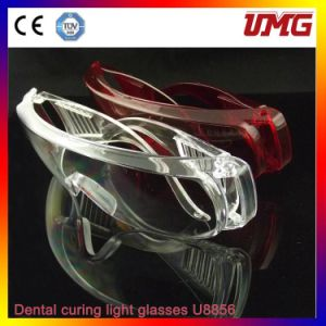 Eye Care Products Dental Photo Curing Glasses pictures & photos