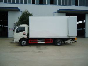 Refrigerator Truck 8 Ton for Transport Big Van High Quality Freezer Hot Sale Refrigerator Truck pictures & photos