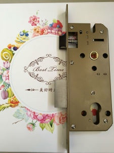 High Quality Mortise Lock Body and Cylinder Lock pictures & photos