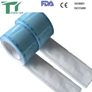 Sugical Sterilization Flat Reels Heat Seal
