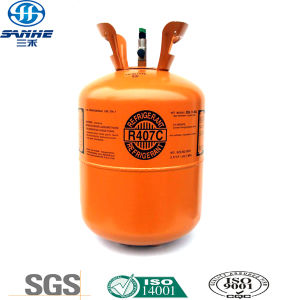 Manufactory Supply with High Quality Refrigerant Gas (R407C) pictures & photos