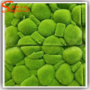 Green Artificial Grass China Manufacturer Decoration pictures & photos