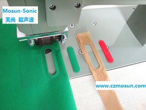 Ultrasonic Non-Woven Bag Sealing Machine (CE) pictures & photos