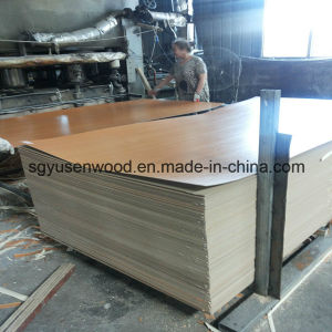2.5mm 3mm Thin MDF Board E1 MDF Board Melamine MDF pictures & photos