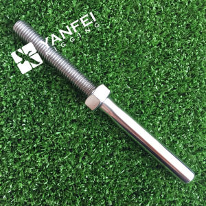 AISI316 Stainless Steel Swage Studes 5mm with Nut (RIGHT THREADED) pictures & photos