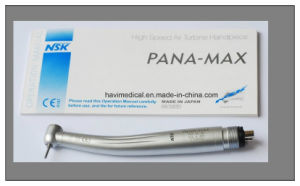 NSK Dental Pana Max Handpiece High Speed pictures & photos