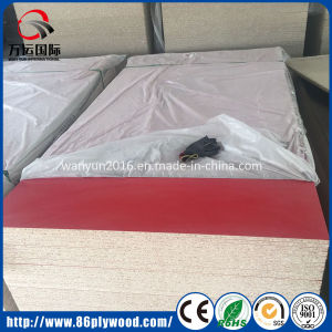 Formica Bed Sheet 15mm 18mm Raw White Melamine Laminated Particle Board pictures & photos