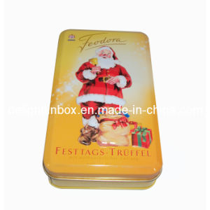 Rectangular Tin/Metal Can/Box (DL-RT-0225)