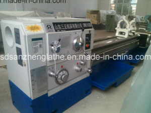 Cw6163b Manual Lathe Machine for Drill, Steel