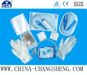 Disposable Urethral Catheter Tray Bag pictures & photos