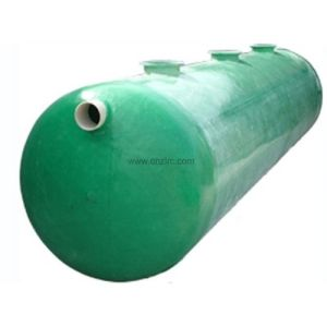 Hot Sell GRP Water Tank Fiberglass Horizontal Transmission Tank pictures & photos