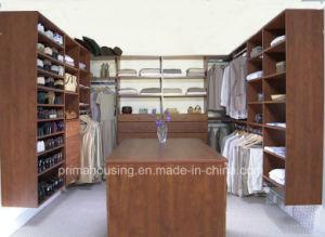 Melamine Finish MDF No Doors Bedroom Furniture Wardrobe pictures & photos