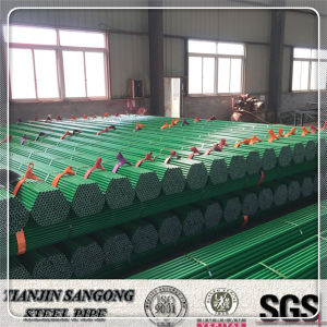 Black ESD Plastic Coated Lean Pipe/Tube Supplier pictures & photos