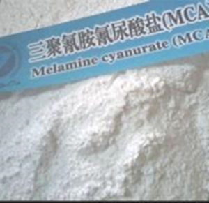 Melamine Cyanurate /Mca/Fire Retartant with High Quality pictures & photos