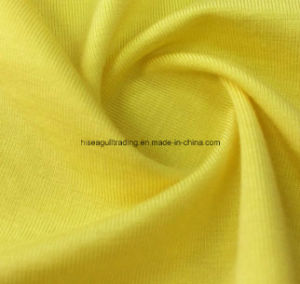 48%Modal 47%Cotton 5%Spandex Jersey Fabric pictures & photos