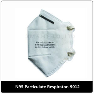 N95 Osha Dust Folded Mask (9011/9012) pictures & photos