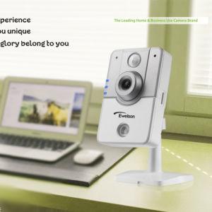 720p HD Mini Cube Network IP Camera for Home Care (Q4)