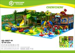 Amusement Park Indoor Plground Equipment for Kids pictures & photos