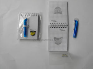 Cheap Promotional Giveaways Custom Printing Portbale Mini Coil Notebook pictures & photos