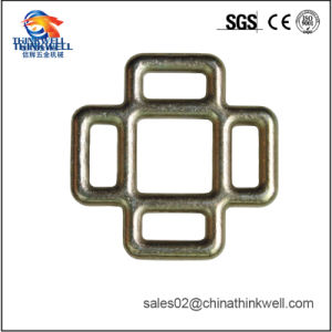 Heavy Duty Irregularity Forged Car Lashing Buckle pictures & photos