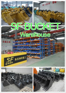 S40 Bucket for Excavator pictures & photos