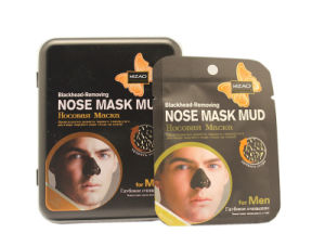 Blackhead-Removing Nose Mask Mud for Men pictures & photos