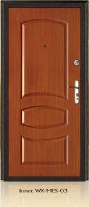 Hotsale Russia Door (WX-MES-03) pictures & photos