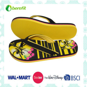 Colorful Design with Beautiful Printing, Slipper pictures & photos