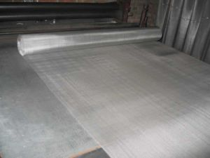 Plain Weave / Twill Weave / Dutch Weave SUS 304 316 Stainless Steel Woven Wire Mesh pictures & photos