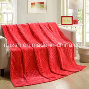 Coral Fleece Warm Blanket Sheets