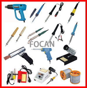 Soldering Iron Gun & Soldering Station (110V, 220V, 30W, 45W, 60W, 100W, 200W, 500W) (FC-16109) pictures & photos
