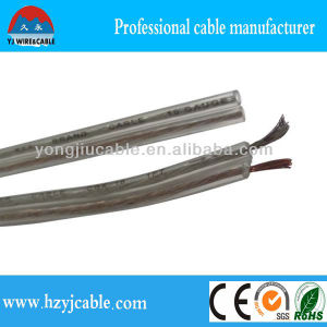 Chinese Factory High Quality Transparent Cable SGS CCC pictures & photos