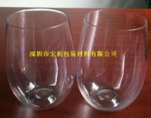 Pet Plastic Wine Cup