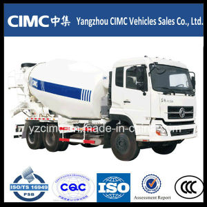 10 Wheel Dongfeng Heavy Duty Concrete Mixer Truck pictures & photos