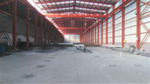 Parapet Wall Prefabricated Light Steel Structure for Workshop (KXD-SSW99) pictures & photos