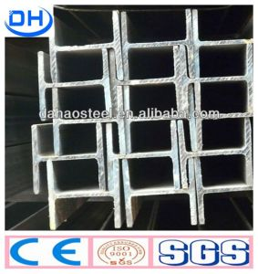 Q235 Q345 Ss400 Standard Hot Rollrd H Beam From Tangshan pictures & photos