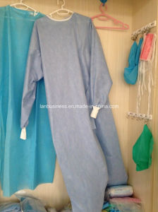 SMS Surgical Gown/Isolation Gown/Scurb Suits pictures & photos