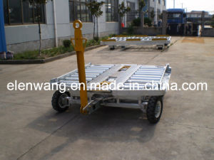1.6t Container Dolly (GW-AE02) Pallet Dolly Airport Transport pictures & photos