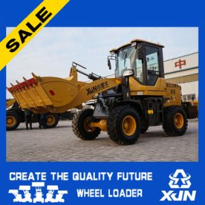 Zl12 Mini Small Front End Wheel Loader with Ce pictures & photos
