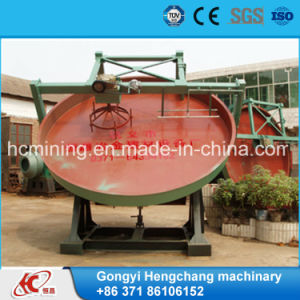 Factory Direct Supply Lime Disck Pelletizer pictures & photos