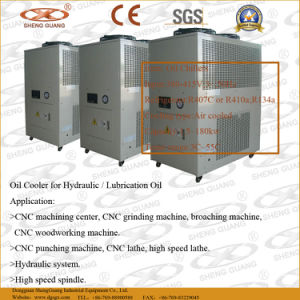 Oil Cooled for CNC Lubricating Oil Co-80 pictures & photos