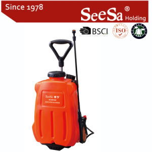 Seesa Shixia Ce Approved 16L Plastic Agricultural Backpack Power Electric Battery Sprayer (SX-MD16E) pictures & photos